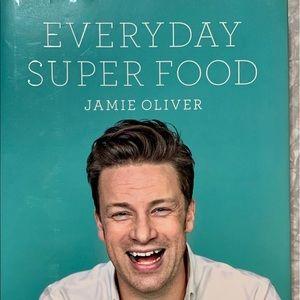 Other - Jamie Oliver everyday superfood cookbook